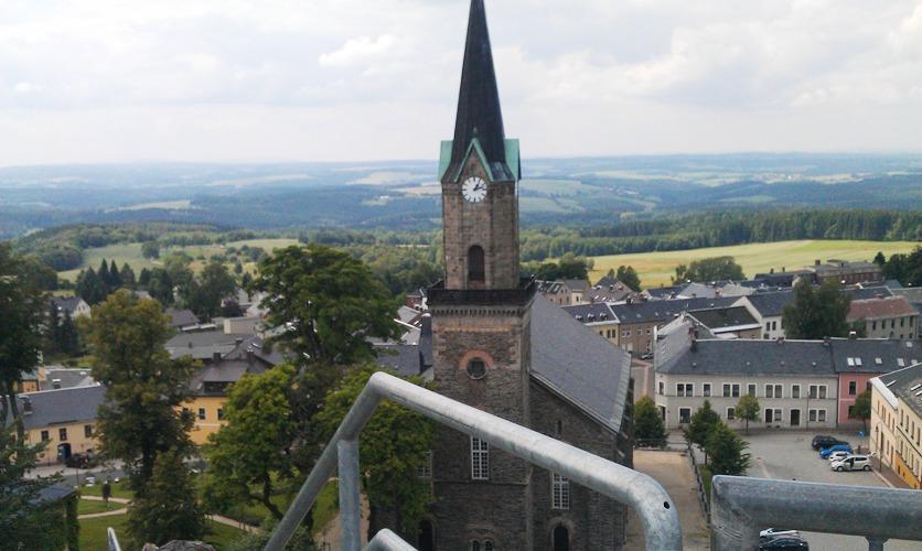 Sachsen – kirchenhöriges Musterland